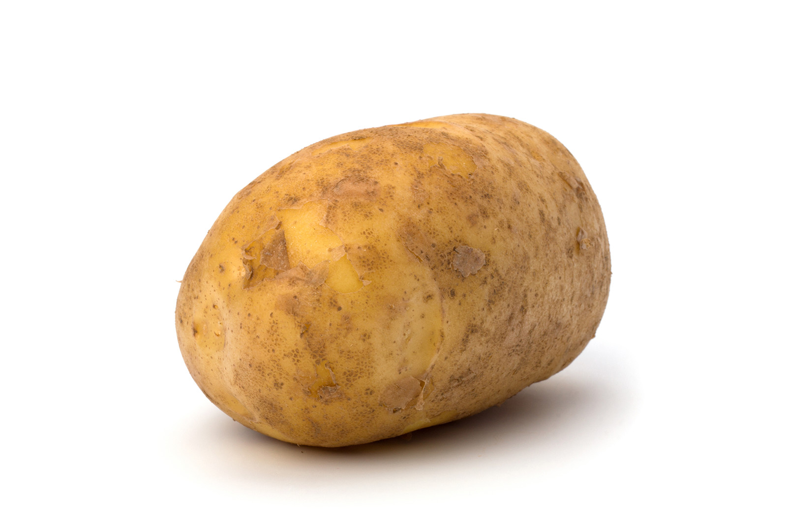 Image of a potato - a staple in any diet